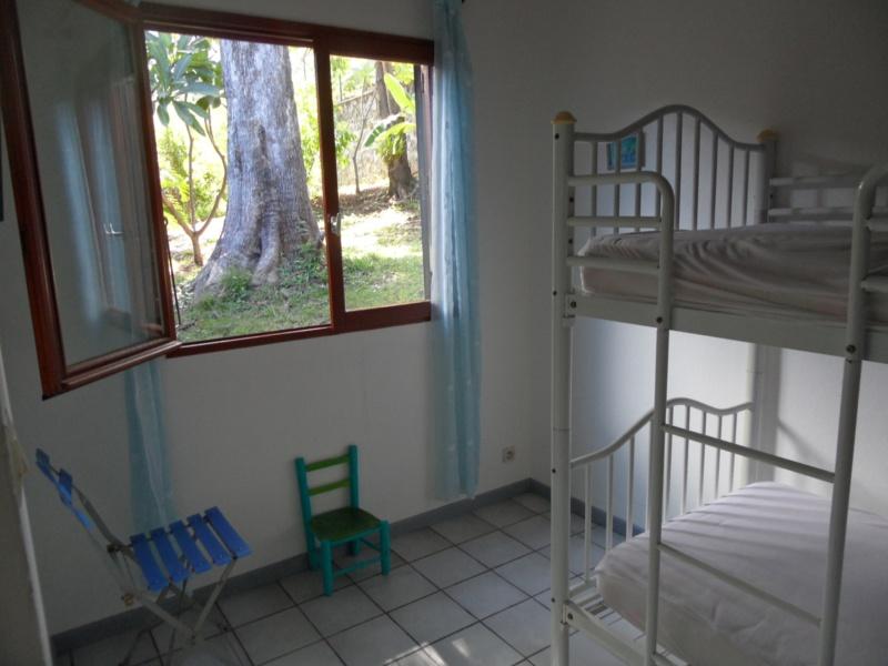 Chambre bungalow Goyave location vacances