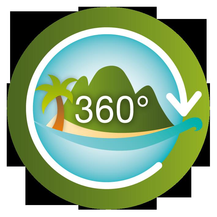 Reunion Island videos 360
