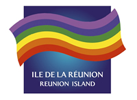 Logo Gay friendly La Réunion