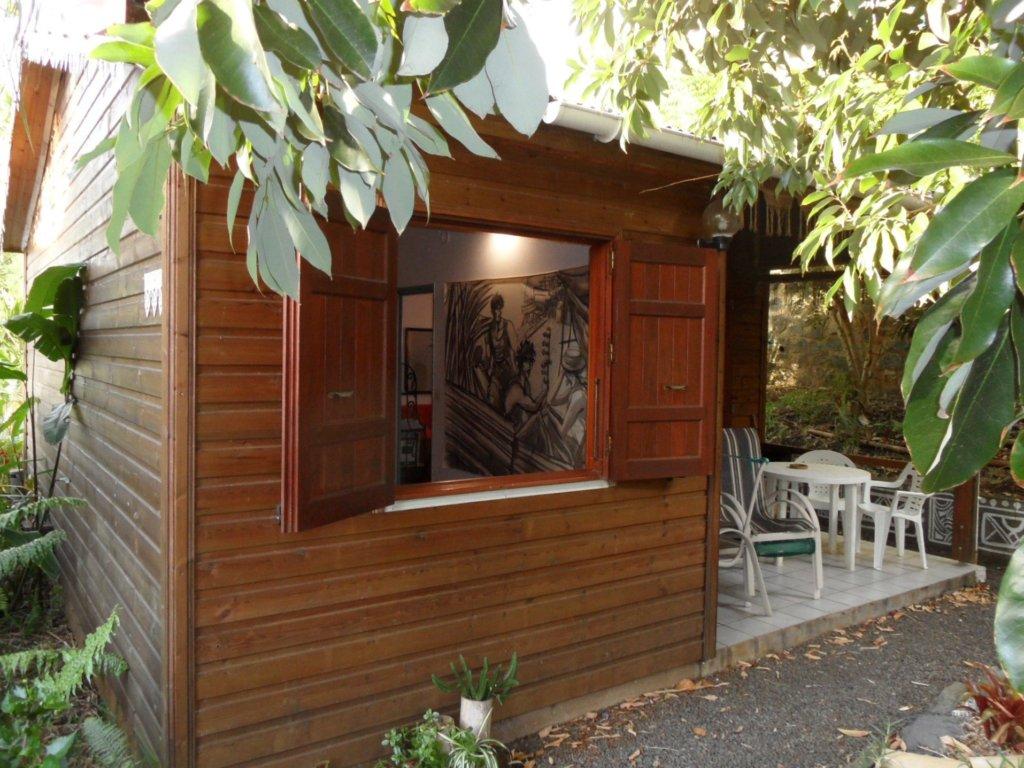 Chambre bungalow Papaye